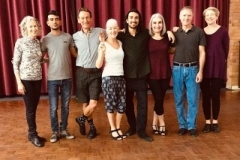 Tango Workshop 1 with Joseph Samya