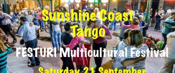 Calling South East Qld Tango Dancers!