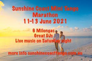 Sunshine Coast Mini Tango Marathon